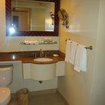 bathroom of room  1703