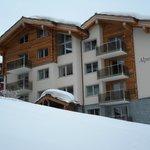 Nine private apartments