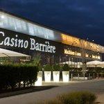 Bienvenue au Casino Barrière de Blotzheim