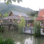 Traditional Thai Village