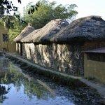 Hani Nationality Folk Village