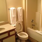 bathroom in second bedroom