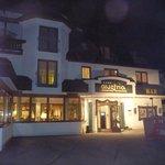 Hotel Austria at Night