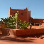 Le toit terrasse / The roof terrace
