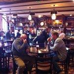 Great pub atmosphere