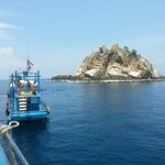 Shark Island near Koh Tao