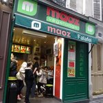 Best food in Paris!