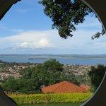 Uitzicht over Victoriameer
