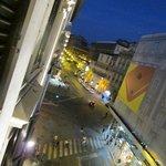 View up towards Piazza Barberini.