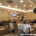 salle du restaurant de l hotel