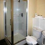 Welcoming bathroom