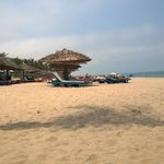 beach in Hoi an