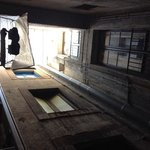 habitacion interior. Never again!