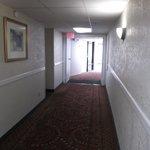 Espace corridor.