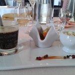 Le café gourmand du chef