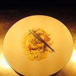 Lobster, gruyere fondue, fresh truffle shavings