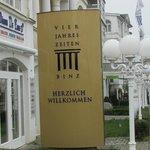 Hotel Vier Jahreszeiten,Ostseebad Binz