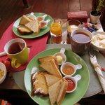 Sweet breakfast