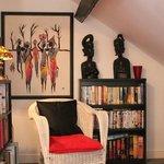 Ashurst lounge