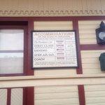 Train information