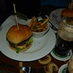 The Old Storehouse Irish Beef Burger