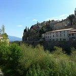 Blick auf die römische Brücke und Altstadt