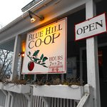 ‪Blue Hill Co-op Cafe‬