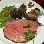 Angus Beef Cattle Company slow roasted with our own blend of herbs and seasonings with horseradi