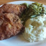 The Fried Chicken Dinner (Luncheon)