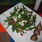 Pear & Roguefort Salad