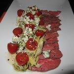 Hanger Steak Salad