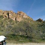 views on Box Canyon ATV tour