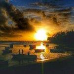 Sunrise at Azuri