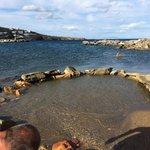 Kythnos Hot Springs
