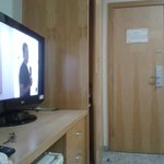 Tv do quarto