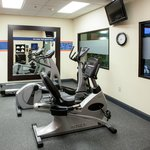 Energize before that big meeting or burn off stress after a long day in our Fitness Center.