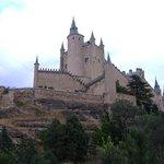 L'alcazar di Segovia