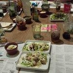 wahaca - food