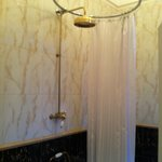 Old style shower