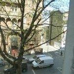 vue vers herbrand Street