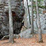 Boulders and Rock formations - Cherokee Rock Village