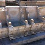 royal seats