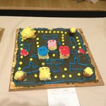 Our cake from You Take The Cake Competition