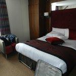 habitación pequeña pero muy cómoda