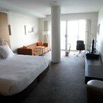 Bedroom / Living Area