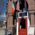 The Irish Embassy Pub entrance