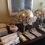 Breakfast Buffet Set-Up - 2