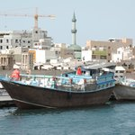 Working Dhow