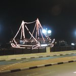 Dhow on the Creek