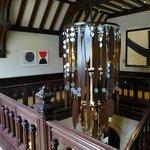 Treppenhaus alte Villa